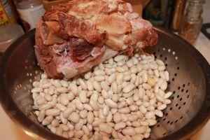 beans and bone
