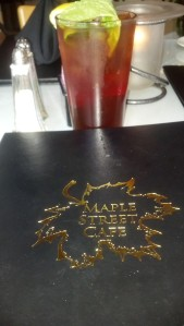 maple street cafe