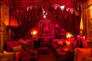 seance room