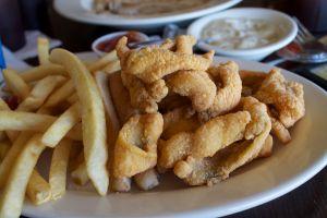 catfish chips