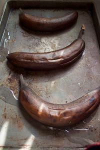 roasted banana