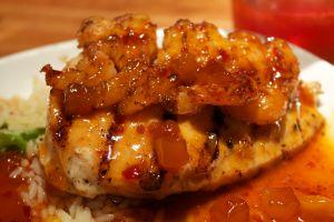 shrimp and chicken
