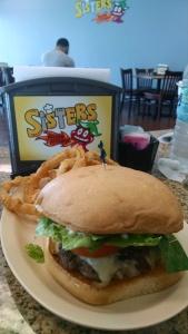 dylans extreme kajun burger