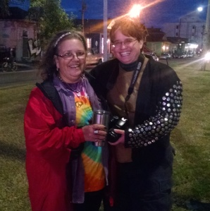 mary and kathy at chewbacchus 2016