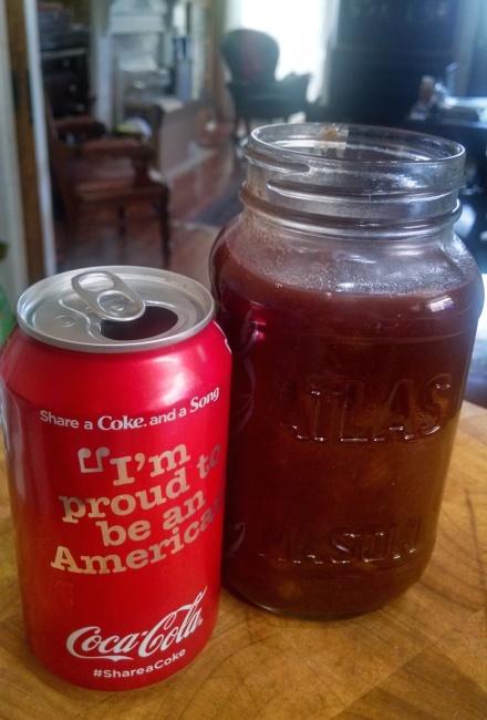 bbq coca cola sauce