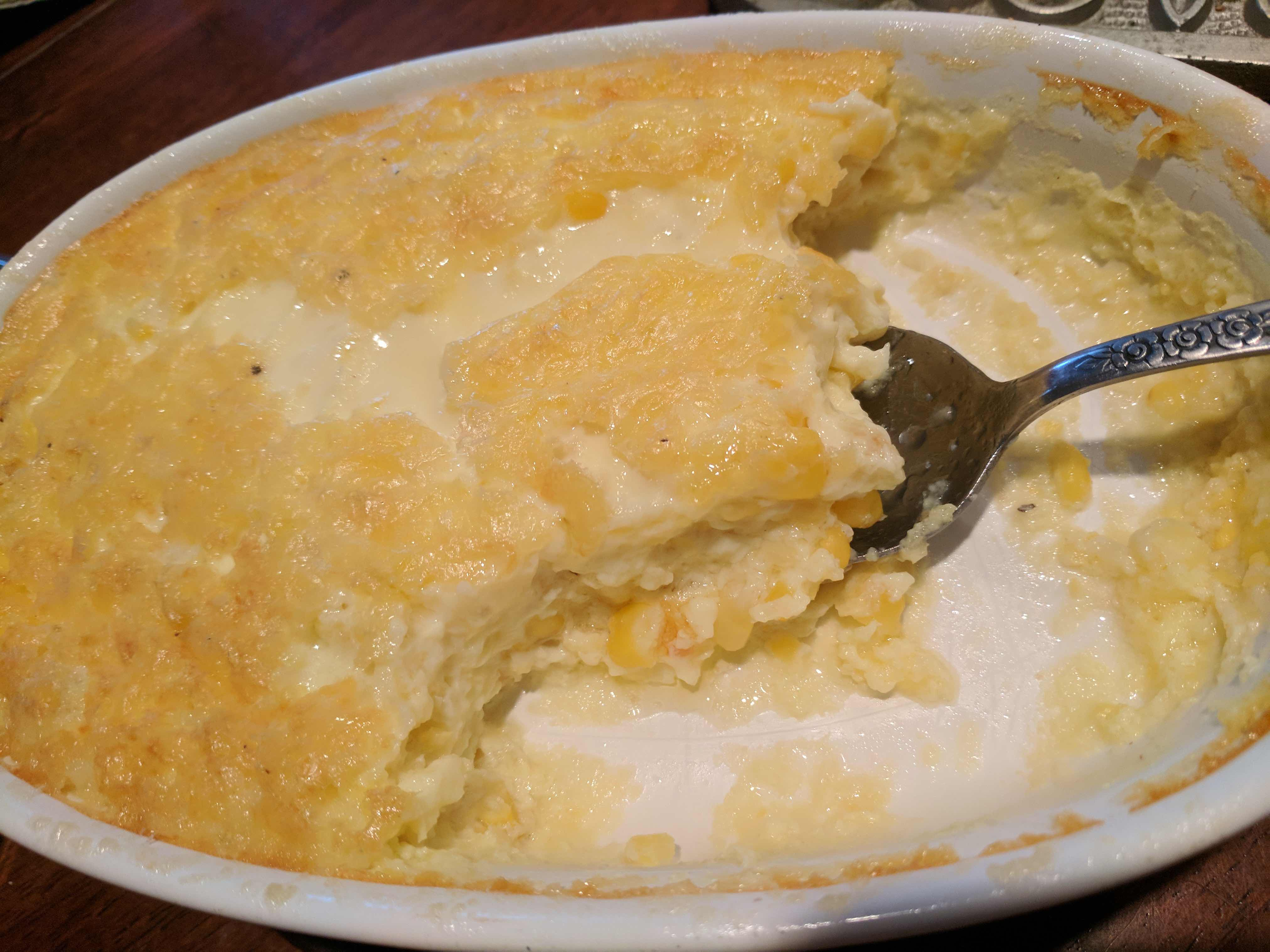 Sweet Corn Pudding Mouth Brothels